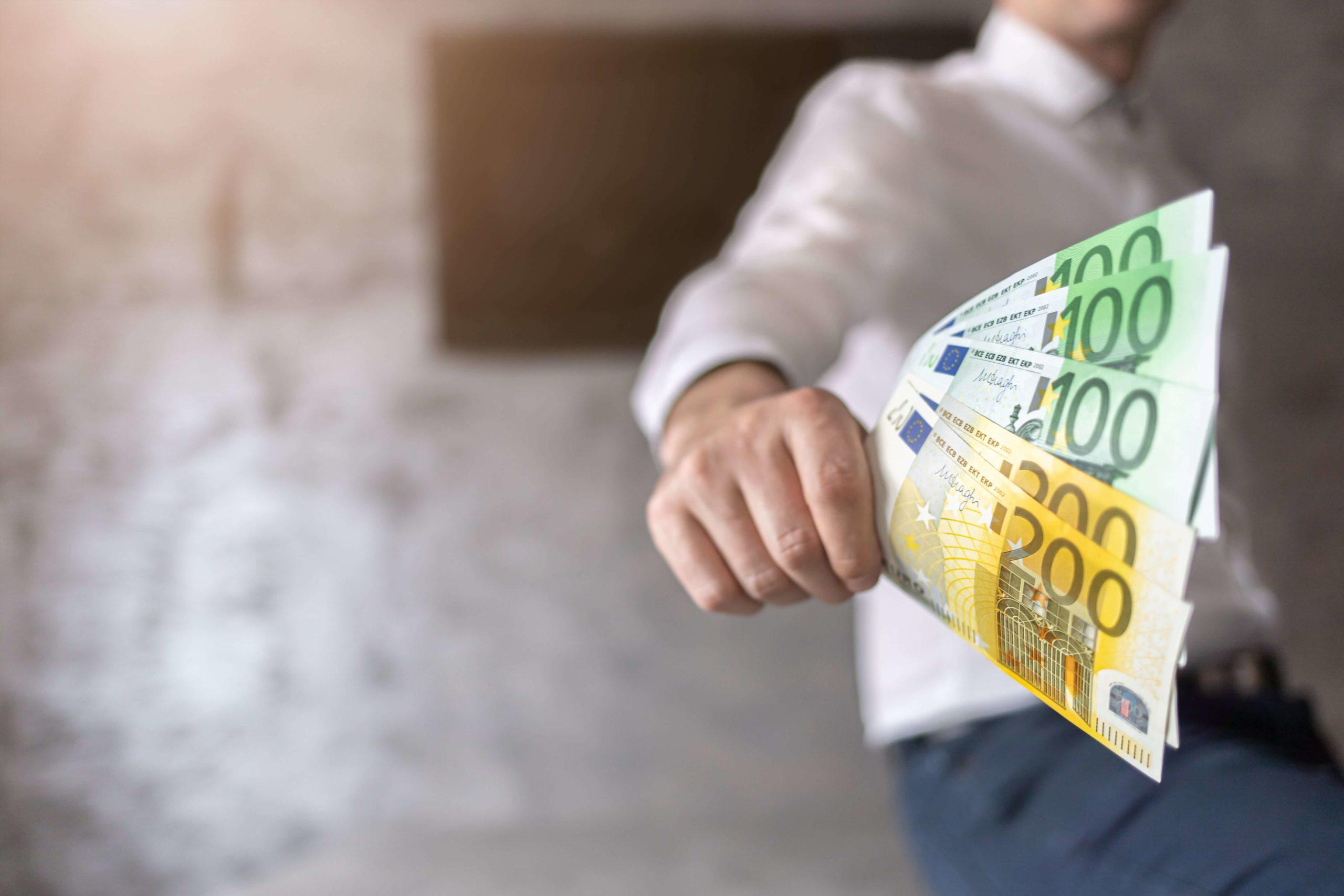 Schnellkredit online beantragen - Kreditkanzlei